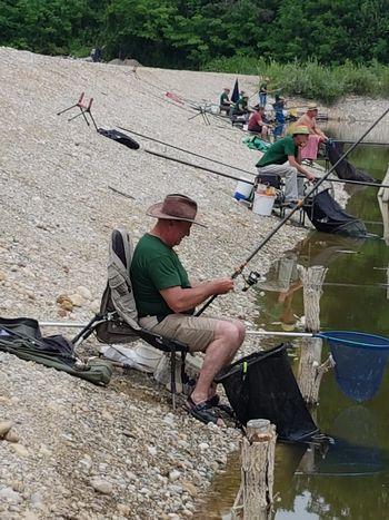 Občinsko ribiško tekmovanje in dan odprtih vrat v Učilnici v naravi