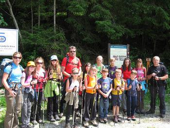 Dvodnevni tabor mladih planincev PD Cirkulane, 27. in 28. junija 2011