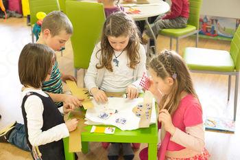 Igralnica za otroke v Centru Ljubljane