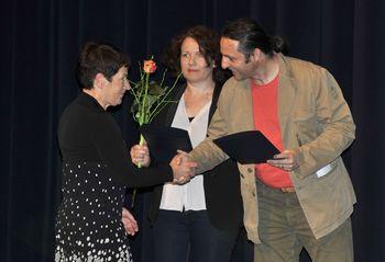 Nagrado za najboljšo stransko žensko vlogo prejela Vlasta Klančič