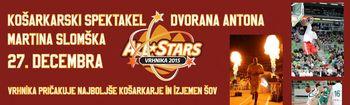 V prodaji vstopnice za All-Stars 2015 na Vrhniki!
