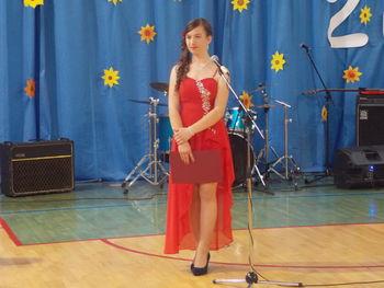 Odlična Ana Milanič iz Vojščice
