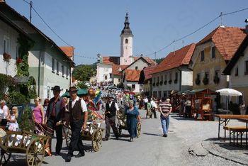 Anin sejem in spremljajoči dogodki  v Višnji Gori