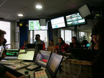 Obisk Radia 1
