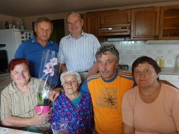 90 let Avguštine Ugršek