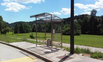 Nove avtobusne čakalnice