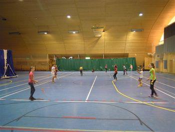 Smučarsko društvo Bohinj dejavno tudi v badmintonu