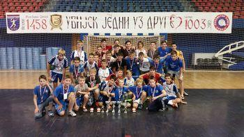 Trebanjci na turnirju v Banja Luki s tremi kategorijami osvojili 1. mesto