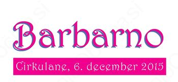 Barbarno 2015 - Cirkulane