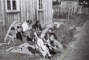 O slovenskih beguncih na Koroškem