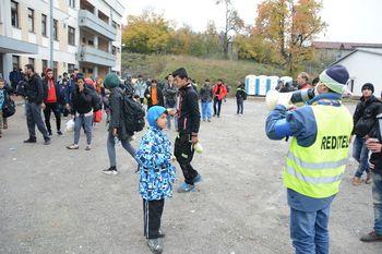 Občina o ukrepih v zvezi z begunsko problematiko