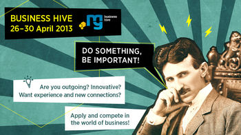 Business hive 2013