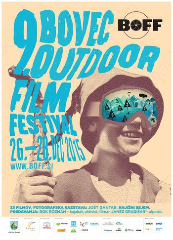 V Bovcu na festivalu BOFF letos 33 filmov