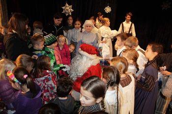 Božiček v Šentvidu pri Stični
