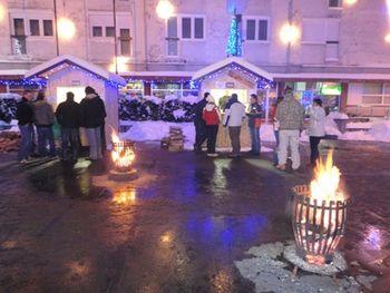 Tradicionalni božično-novoletni sejem  v Lenartu