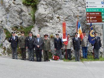 Obisk namestnika vojaškega atašeja Antona Momatyuka