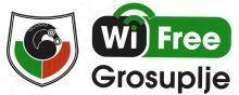 Brezžično internetno omrežje WiFreeGrosuplje