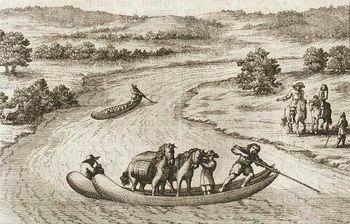 Kulturno-zgodovinska pot Po stopinjah čolnarjev
