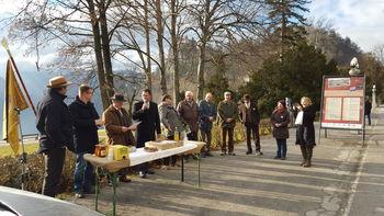 Promocija svetovnega čebelarskega dne na Bledu