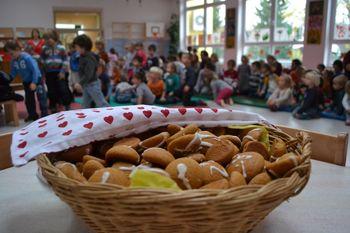 Slovenski zajtrk tudi v vrhniških vrtcih