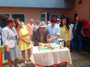 10. obletnica Centra starejših Horjul