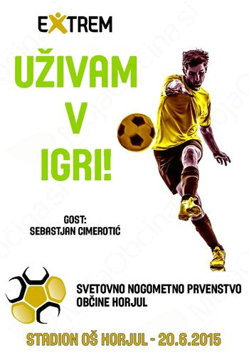 Občina Horjul bo v juniju ponovno v znamenju nogometa