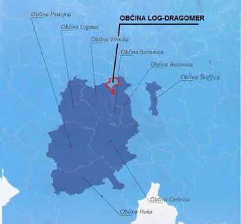 Čestitajmo občinam Vrhnika, Borovnica, Brezovica ... kje si občina Log - Dragomer?