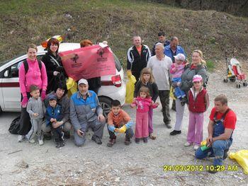 Našo občino čistilo 692 prostovoljcev