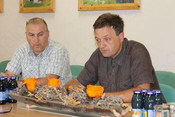 Imenovanje poveljnika in članov štaba Civilne zaščite Občine Kobarid