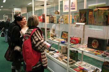 7. mednarodni sejem zbirateljstva Collecta