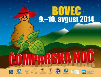 ČOMPARSKA NOČ, 09.08.2014
