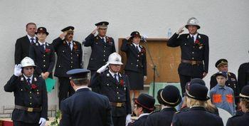 30 let Prostovoljnega gasilskega društva Črni Vrh