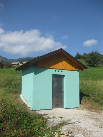 Črpališče za pitno vodo dobilo svojo končno podobo