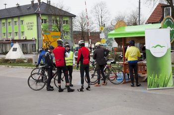 Ultrakolesarsko turo Cvičkov brevet uspešno zaključilo 20 kolesarjev