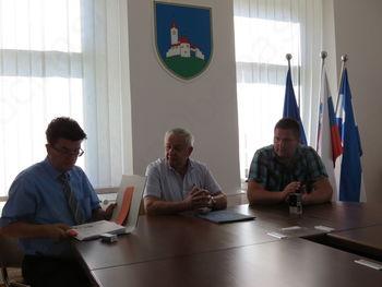 Podpisana pogodba za sanacijo Šolske ulice