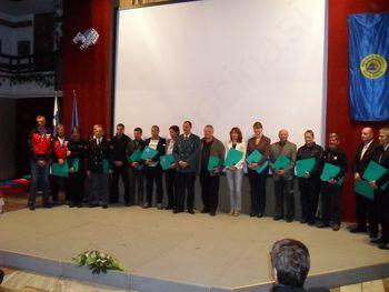 Podelili priznanja civilne zaščite