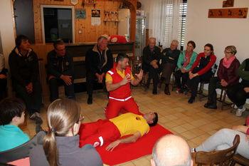 Tečaj  temeljnih postopkov oživljanja (TPO) z uporabo defibrilatorja (AED)