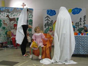 Dogajanje v Marijinem domu