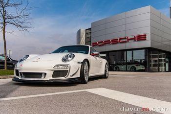 Alpe Adria Porsche Clubs Tour 2013