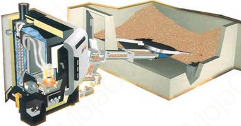 Daljinsko ogrevanje na lesno biomaso