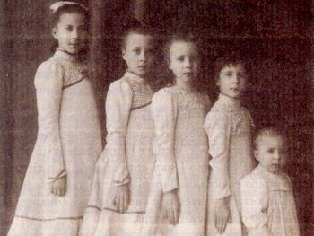 Družina Daneu in Lozice