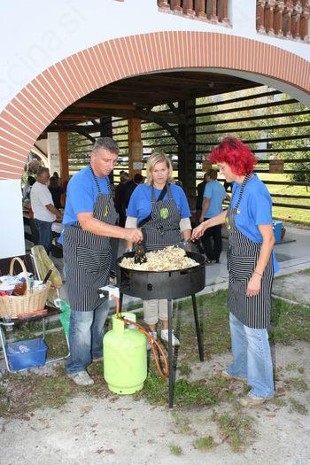 Dan krompirja v Bohačevem toplarju