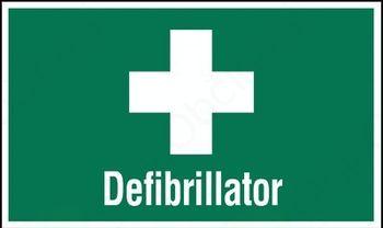 Javna predstavitev uporabe defibrilatorja
