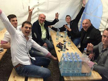 VIKEND ZABAVE - PREDDVOR 2016 uspešno pod streho