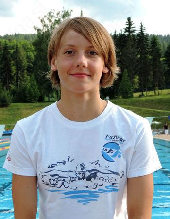 Uspešen nastop Fužinarjevih plavalcev na Reki na Hrvaškem
