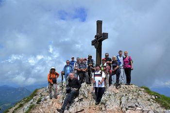 Obiskali smo Avstrijo - Dobrač 2166 m