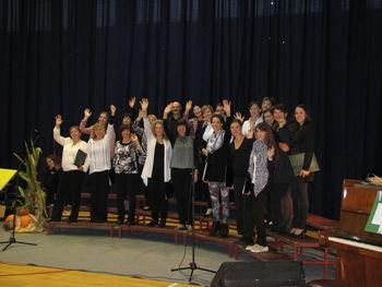 Dobrodelni koncert duhovno ritmične pesmi