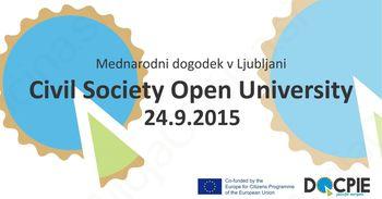 24. septembra bomo gostili dogodek projekta DOCPIE