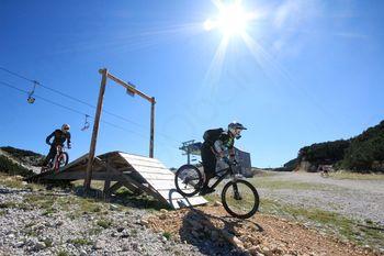 Odprtje kolesarskega parka Vogel