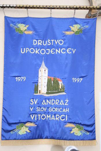 Jesensko delovanje v Društvu upokojencev Sv. Andraž v Slovenskih goricah